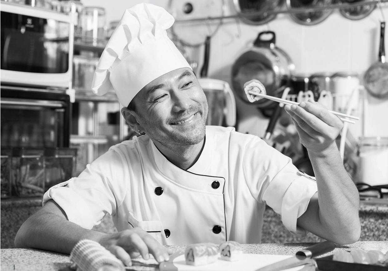 Kalysushi Restaurant Sushi Chef Cuisinier