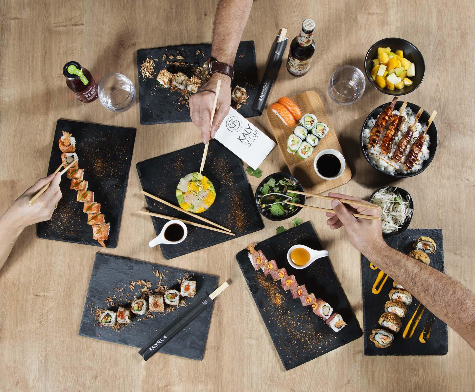 Kalysushi Restaurant Sushi